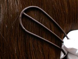 まとめ髪が簡単にできる!インナーヘアアクセサリー