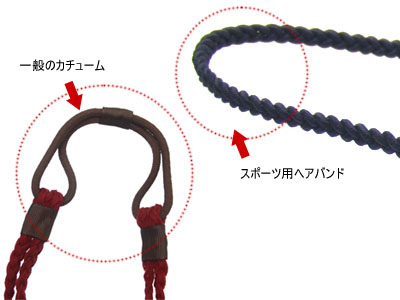 前髪を上げたい時に便利。三つ編みヘアバンド